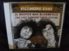 Al Kooper - Mike Bloomfield – Fillmore East: The Lost Concert Tapes 12/13/68