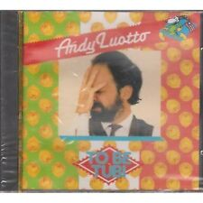 ANDY LUOTTO - To be tubi RICCARDO COCCIANTE CD 1989 SIGILLATO
