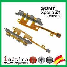 FLEX BOTON ENCENDIDO VOLUMEN SONY XPERIA Z1 COMPACT MINI M51W D5503 POWER BUTTON