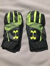 NEW Under Armour Baseball Softball Batting Gloves Youth, Kids 1299531