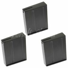 Airsoft Parts 3pcs 36rd Mag Magazine For WELL L96 Series Spring Sniper Rifle
