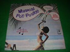musical pot-pourri tropical islanders LP W017 oye como va steel drum latin funk