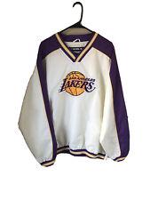 Los Angeles Lakers NBA G-III Carl Banks Mens XL Softshell Jacket Hoodie Vintage