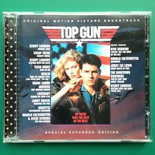TOP GUN Film Score OST CD Harold Faltermeyer [Special Expanded Edition] Loggins