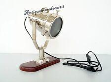 Retro Marine Study Lamp Antique Desk Spotlight Table Lamp Beautiful Decor Gift..