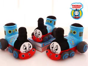 25cm Thomas The Tank Engine Friends Plush Train Soft Stuffed Kid Child Toys Gift