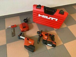 Hilti TE6 A36 AKKU-Schlagbohrhammer #2202555 +Hilti TE DRS 6A 2020 +Akku +Zubeh.