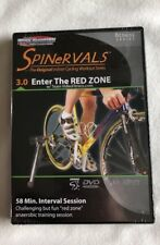Spinervals 3.0 Enter the Red Zone Dvd Cycling Workout •New•
