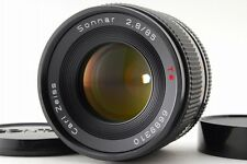 Near Mint Contax Carl Zeiss Sonnar 85mm f2.8 T* AEJ Yashica From Japan #1295915
