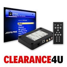 Alpine KCE-425i iPod Adaptador De Interfaz de Video Plomo