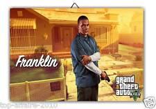 1 Cadre / Tableau Décoratif  Grand Theft Auto  GTA 5 - G138