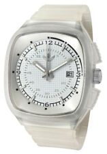 Adidas Toronto White Dial White Rubber Strap Men's Watch ADH2115