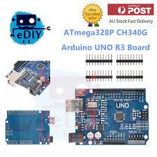 Arduino-Compatible Uno R3 ATMega328P Free Pins AU Stock + Fast Ship 2016 Optimaz