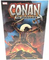Conan the Barbarian Original Marvel Years Vol 1 Omnibus  HC Marvel