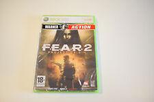 fear F.E.A.R. 2 project origin neuf sous blister xbox 360 xbox360