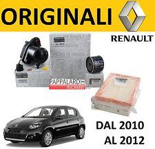 KIT TAGLIANDO FILTRI ORIGINALI RENAULT CLIO 3 III 1.5 dCi 55 KW 75 CV 2010-2012