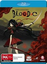 Blood-C: Series Collection NEW B Region Blu Ray