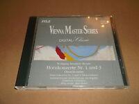"WOLFGANG AMADEUS MOZART "" HORNKONZERTE 1 & 3 "" CD ALBUM EXCELLENT 1988"