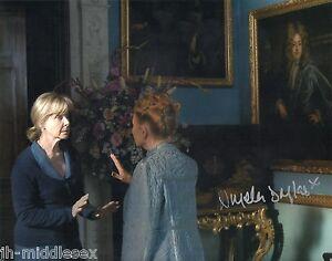 Angela Douglas Autograph - Carry On - Signed 10x8 Photo - Hand Signed - AFTAL