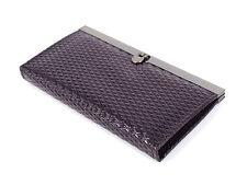 Fashion Clutch Wallet Patent Leather HEARTS/ DIAMONDS/ BUTTERFLIES (MSRP $19.99)