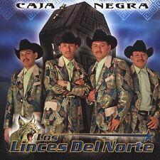 """Los Linces del Norte """"Caja Negra"""" cd SEALED"""