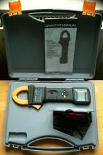 ALPHATEK TEK970 DMM + AC CURRENT TRANSDUCER(OPTIONAL) in a STURDY GREY CASE  NEW