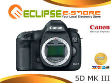 Brand NEW Canon EOS 5D Mark 3 III DSLR Camera Body IN BOX Super Deal