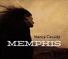 Memphis [Digipak] by Nancy Cassidy (CD, 2013, Twitter Twatter Music)