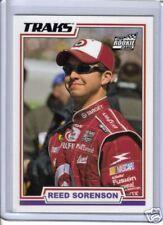 REED SORENSON ROOKIE CARD PRESS PASS TRAKS 2006