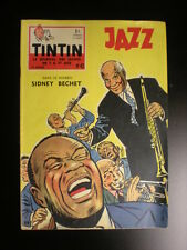 Fascicule Périodique Tintin N°42 1959 Bechet Reding