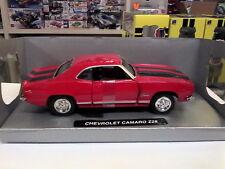 NEW RAY 1:32 AUTO DIE CAST CAR CHEVROLET CAMARO Z28  ART. 50493