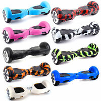 "Silicone Protective Cover Case for 6.5"" Balancing Scooter 2 Wheels Hoverboard US"