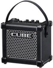 Roland M-CUBE-GX Micro Cube GX Battery-powered Guitar Combo Amp Black New