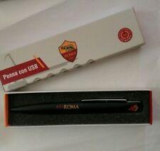 PENNA  Della  Roma USB   8GB    PENNA A SFERA  CON  DRIVER  USB