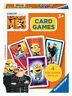 20340 Ravensburger Despicable Me 3 Card Game 4 in 1 Box Children Kids 3years+