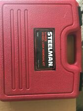 STEELMAN 75032 9-Piece Hubcap and Wheel Lock Removal Kit