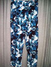 Polyester Floral Women's Dress Pants