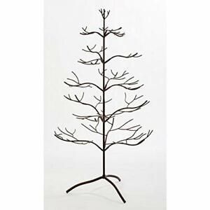 Tripar International, Inc. Metal Mahogany 36-inch Ornament Tree