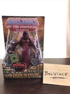 Shadow Weaver Masters of the Universe Classics MOTU MOTUC POP He-man She-ra