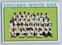 "1964  CHICAGO WHITE SOX - Topps "" TEAM CARD Baseball Card # 496"