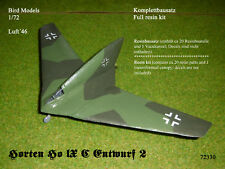 On accumule HO IX C Projet 2 1/72 Bird Models Resinbausatz/resin kit