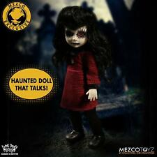 LIVING DEAD DOLL TALKING CHLOE REDCHECK DRESS LIMITED EDITION