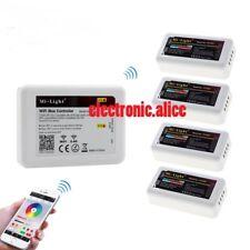 Mi Light WiFi iBox2 Controller 2.4G Hz+4 * 2.4G RF RGBW Controller For led strip