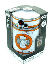 ** Disney Star Wars - BB-8 Mini Light - Childrens Night Light - Bedside Lamp **
