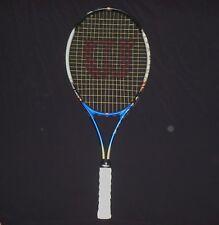 Wilson Tennis Racket Titanium Vector Oversize Soft Shock 4 1/2 #2115