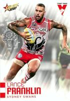 ✺New✺ 2020 SYDNEY SWANS AFL Card LANCE FRANKLIN Footy Stars