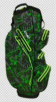 NEW RADAR C140 100% Waterproof Smart dry Golf Cart Bag Ultralightweight - Green