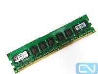 KVR667D2E5/1G Kingston 1GB PC2-5300 DDR2-667MHz ECC Unbuffered CL5 240-Pin DIMM