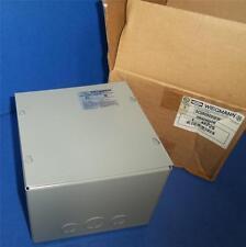 HUBBELL / WIEGMAN ENCLOSURE BOX SC080806WW *PZF*