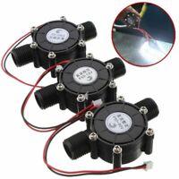 Hydro Generator Micro 80V/12V/5V 10W DC Tap Water Flow Hydraulic High Power